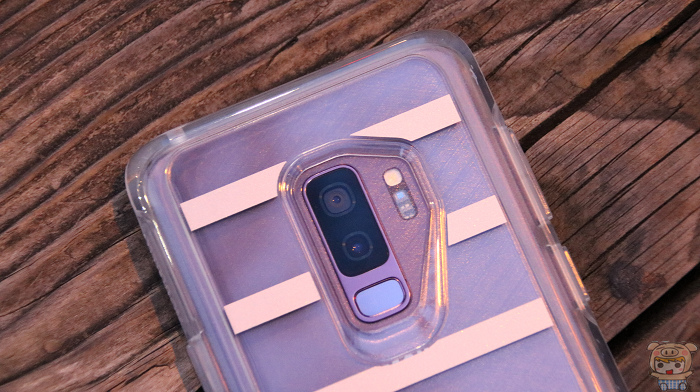 輕薄、保護、美學兼具!OtterBox Samsung S9+ 保護殼開箱!