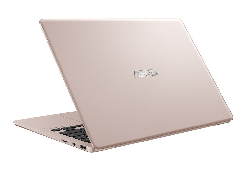 ASUS ZenBook 13推出「玫瑰金」新色,將提供注重輕薄便攜與時尚外觀設計的女性族群截然不同的新選擇。.jpg