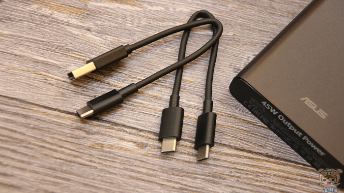 小巧超可攜、支援筆電,ASUS ZenPower Pro (PD) 開箱評測 - 3