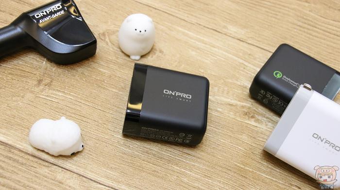 雙 QC3.0 快充!ONPRO UC-C6QC30 充電器開箱評測