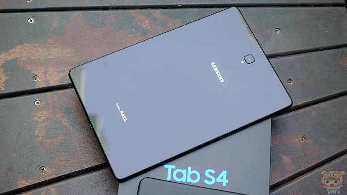 影音饗宴隨時開演,Samsung Galaxy Tab S4 10.5 吋旗艦平板開箱 - 5