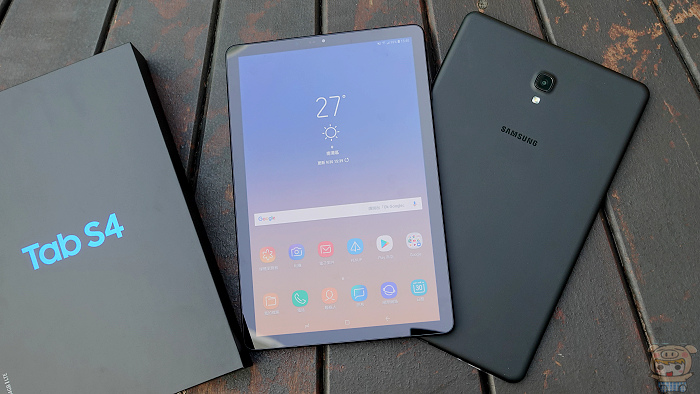 影音饗宴隨時開演,Samsung Galaxy Tab S4 10.5 吋旗艦平板開箱 - 2