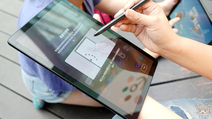 影音饗宴隨時開演,Samsung Galaxy Tab S4 10.5 吋旗艦平板開箱 - 14