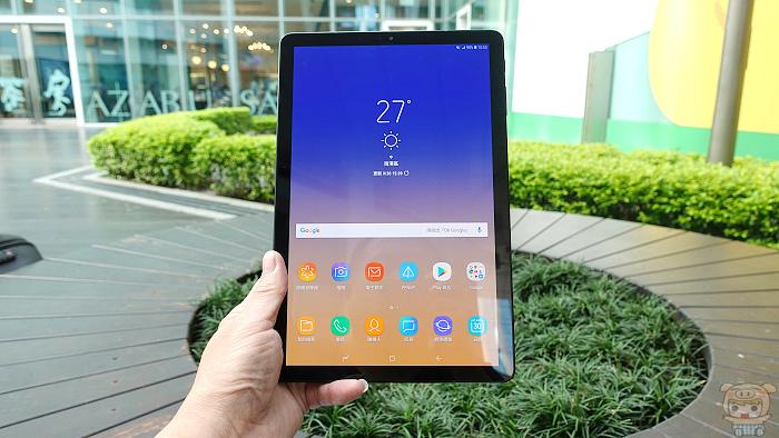 影音饗宴隨時開演,Samsung Galaxy Tab S4 10.5 吋旗艦平板開箱 - 6