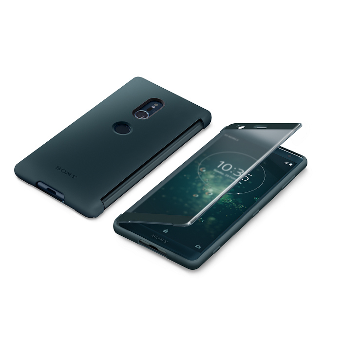 nEO_IMG_歡慶雙11購物節,Sony Mobile Xperia XZ2限時購機優惠,即享SCTH40原廠智慧視窗保護套皮套一起帶回家!.jpg
