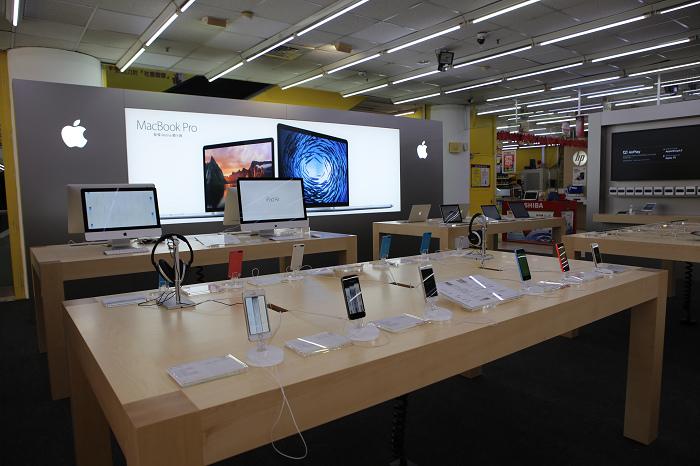 nEO_IMG_燦坤3C共計94家Apple 授權門市 門市全台最多、分布最廣.jpg