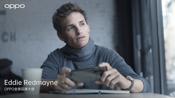 nEO_IMG_OPPO今(6)日正式發表全方位5G旗艦Find X2系列,並宣布知名英國演員Eddie Redmayne成為OPPO全球品牌大使。.jpg