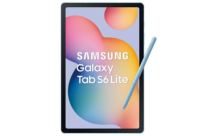 nEO_IMG_【新聞照片4】Galaxy Tab S6 Lite-新潮藍 正面.jpg