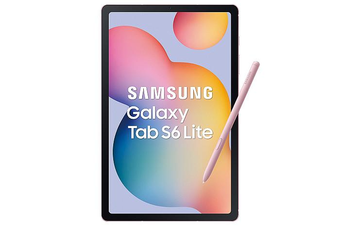 nEO_IMG_【新聞照片2】Galaxy Tab S6 Lite-粉出色 正面.jpg