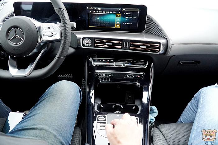 Mercedes-Benz EQC 400 4MATIC 運動版 試駕體驗 絕對滿足駕馭感的新世代電動車