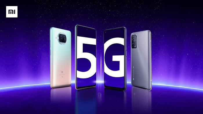 nEO_IMG_小米5G手機布局完整,即日起至3月7日止至小米專賣店與燦坤3C實體門市購買小米或Redmi的5G手機,即贈送Redmi行動電源 10000 標準版 白色乙個.jpg