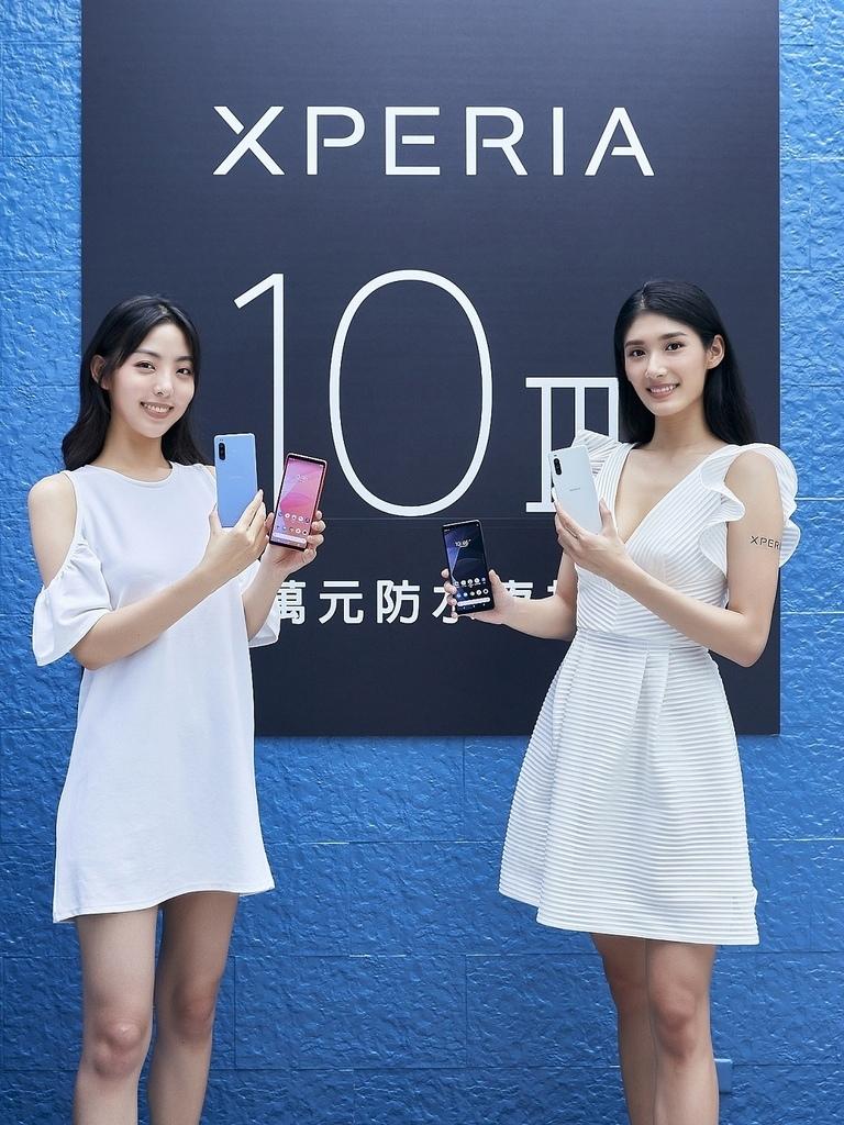 圖說、Sony Mobile全新萬元防水夜拍機Xperia 10 III今(18)日正式在台發表,將於下周上市(1).jpg