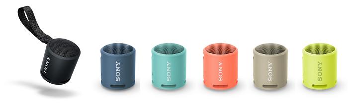 nEO_IMG_圖 1)Sony EXTRA BASS重低音無線藍牙喇叭SRS-XB13推出全新繽紛六色.jpg