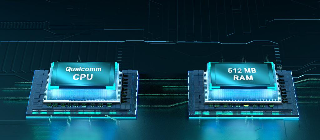 Archer AX55強大的CPU和高記憶體,能連接更多裝置而不掉速,使用進階的高通晶片和高記憶體,即使在傳輸負載重的情況下,也能以最小的延遲享受快速連線。.jpg
