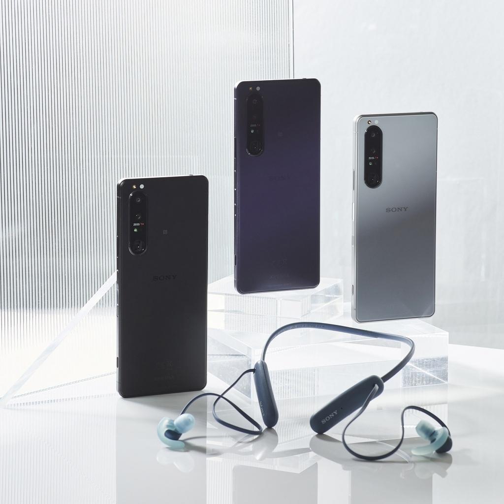 圖說二、10月31日前至Sony Mobile行動通訊專賣店選購Xperia 1 III,上網完成登錄送Sony運動藍牙入耳式耳機WI-SP51....jpg