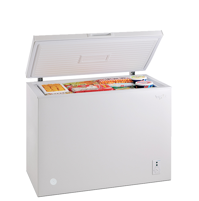 【圖三】滿額禮為惠而浦熱門商品198公升臥式冰櫃,擁有深層冷涷技術可長期保存食物,且配有活動式滾輪、移動不費力,是消費者防疫居家儲存食物必備好夥伴。.png