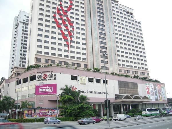 我到吉隆坡最常落腳的地方PearlHotel.JPG