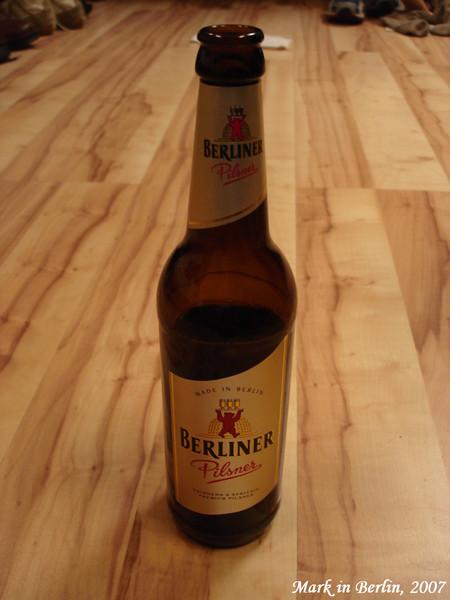20070928 Berliner Pilsner