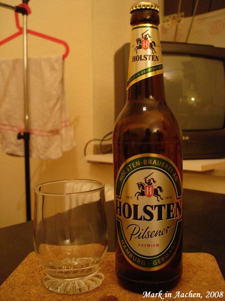 20080119 Holsten Pilsener