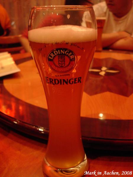 20080126 Erdinger Hefeweizenbier