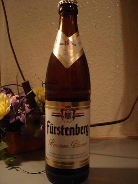 20080523 Fürstenberg Pilsner