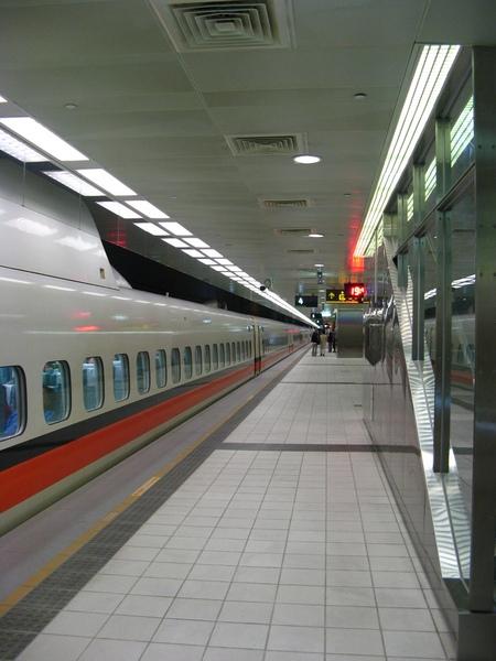 很長的列車