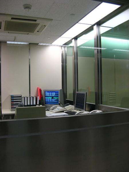 月台層服務站
