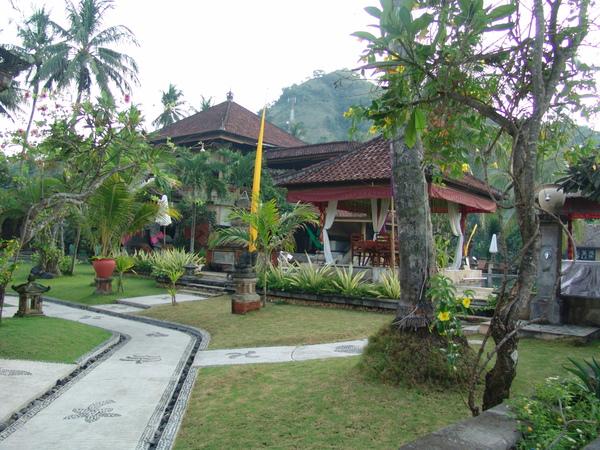峇里島風建築