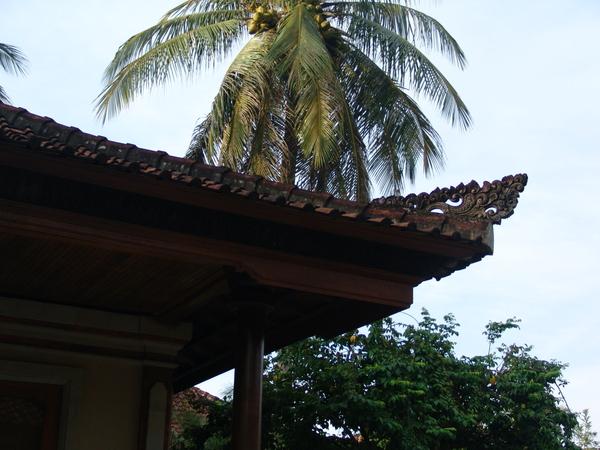 Superior Villa峇里島風建築