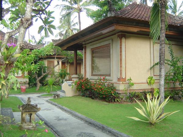 獨棟峇里島風建築