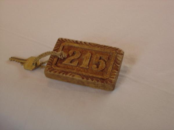 Superior Villa鑰匙