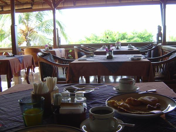 二樓早餐餐廳