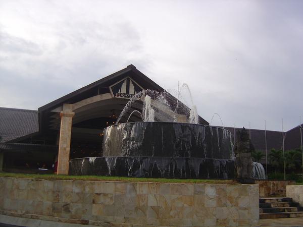 飯店大門景觀