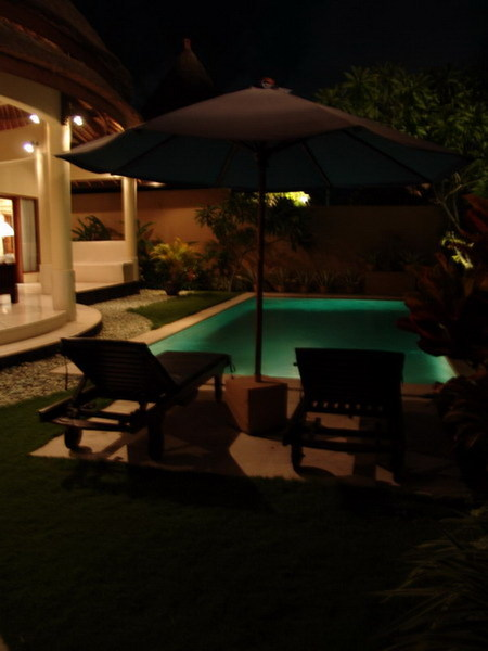 Mutiara  Suites 2Bed Room夜景