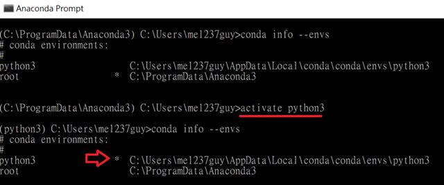 Installing OpenCV3 3 0 in Python 3 6 3::Anaconda3 @ 天天向上:: 痞客邦::
