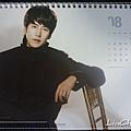2013 桌曆 08月