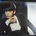 2013 桌曆 10月