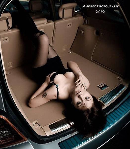 後車箱的秘密