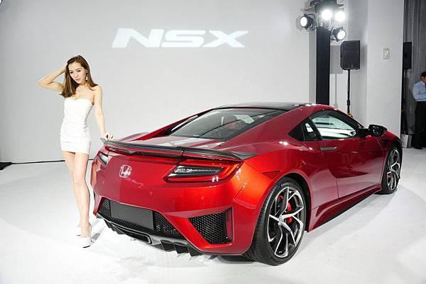 NSX車模
