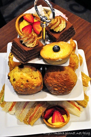 Afternoon tea Kensington Close Hotel