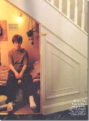 哈利的房間1