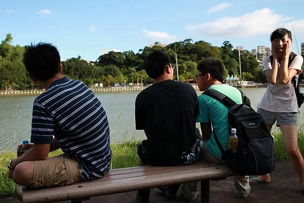 101,06,17【台北內湖】碧湖公園|親福會我愛阿嬤101-06月聚064