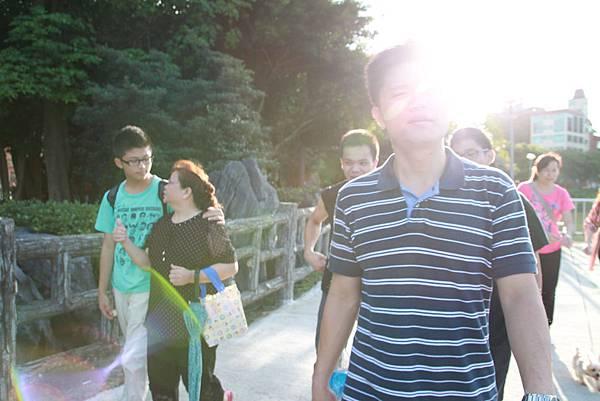 101,06,17【台北內湖】碧湖公園|親福會我愛阿嬤101-06月聚107