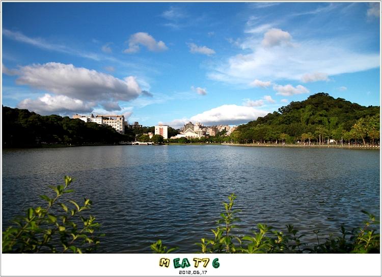 【HAVEFUN】碧湖公園|台北內湖 - 親福會我愛阿嬤101-06月聚01
