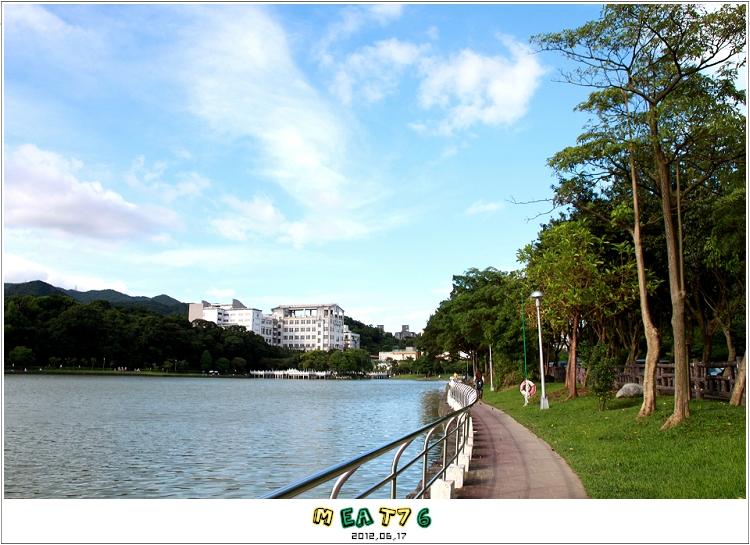 【HAVEFUN】碧湖公園|台北內湖 - 親福會我愛阿嬤101-06月聚03