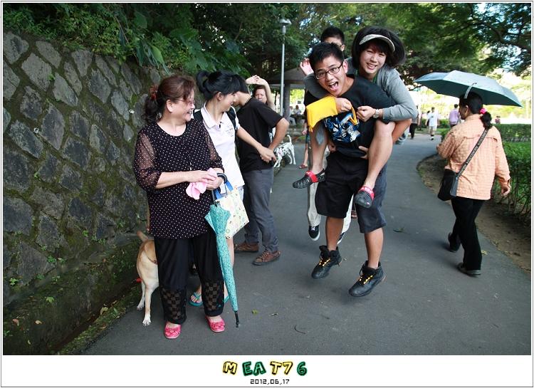 【HAVEFUN】碧湖公園|台北內湖 - 親福會我愛阿嬤101-06月聚08