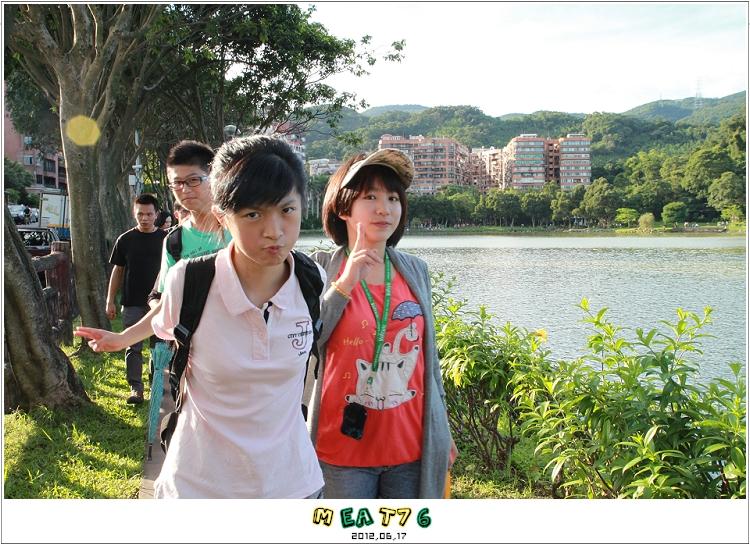 【HAVEFUN】碧湖公園|台北內湖 - 親福會我愛阿嬤101-06月聚14