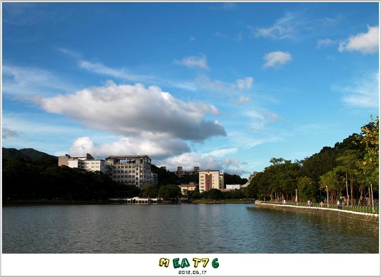 【HAVEFUN】碧湖公園|台北內湖 - 親福會我愛阿嬤101-06月聚16