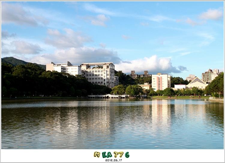 【HAVEFUN】碧湖公園|台北內湖 - 親福會我愛阿嬤101-06月聚23