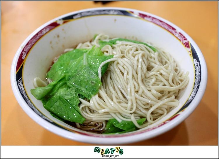 【大陳記麵店】台北內湖|737巷好難吃到的麵,條條都好吃!09